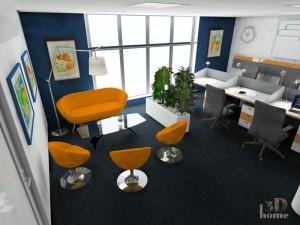 Przestrzeń coworkingowa